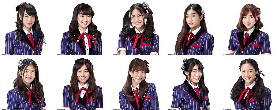 BNK48 เข้าร่วม AKB48 53rd Single World Senbatsu General Election
