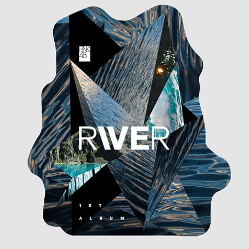 ปกอัลบั้ม River ด้านหน้า