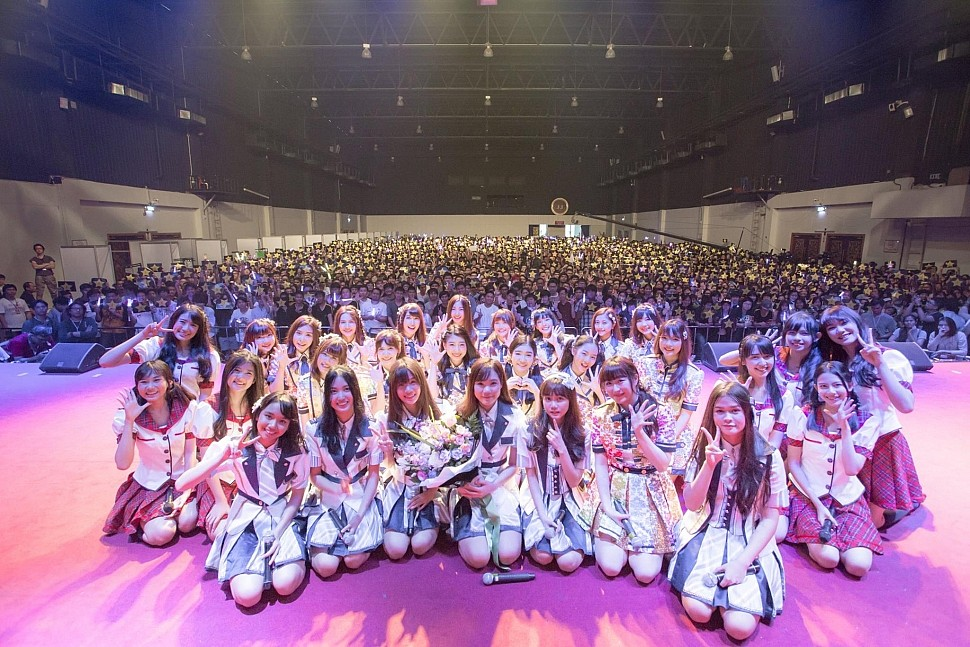Mini Concert งาน BNK48 Mini Live and Handshake