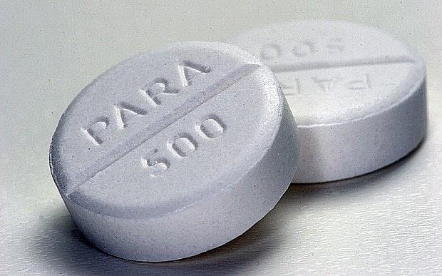 Paracetamol พาราเซตามอล